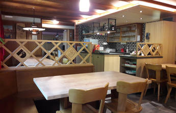 Restaurant mit 26 Plätzen