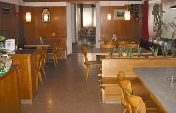 Gaststube für maximal 30 Personen