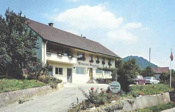 Restaurant Weingarten ca. 1965